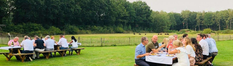 teambuilding met barbecue Limburg