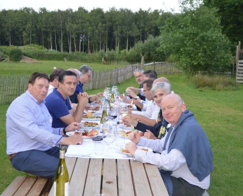 teambuilding met barbecue Beringen