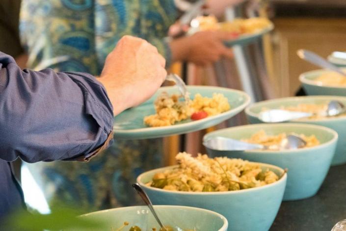 bedrijfsevent met catering