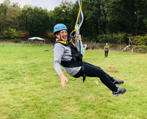 teambuilding pamperpaal Limburg