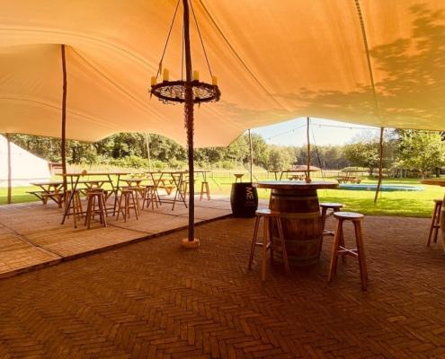outdoor event locatie