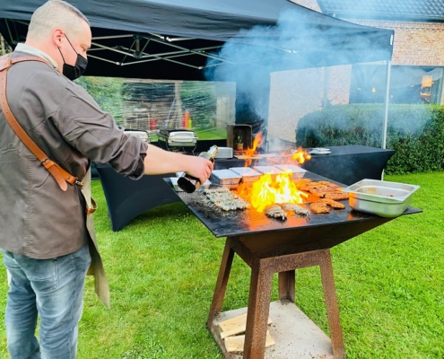 barbecue outdoor beleving